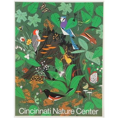 Cincinnati Nature Center Poster After Charley Harper