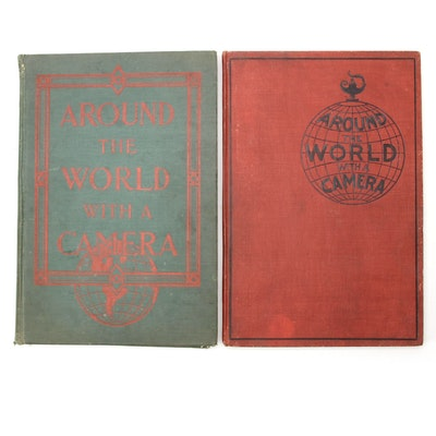 """""""Around the World with a Camera"""" Collection, Early 20th Century"""