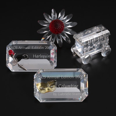 """Swarovski Crystal Society """"Daisy,"""" """"When We Were Young"""" Caboose, and More"""