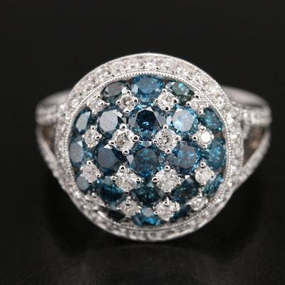 14K 2.82 CTW Diamond Ring