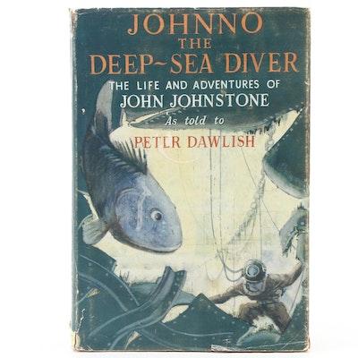 """Johnno the Deep-Sea Diver"" by John Johnstone, 1960"