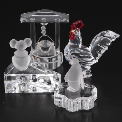 Ebeling & Reuss by Swarovski Crystal Figurines with Other Crystal Figurines