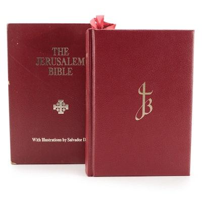 Salvador Dalí Illustrated Jerusalem Bible Edited by Alexander Jones, 1970