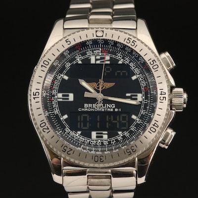 Breitling B-1 Chronometre Wristwatch