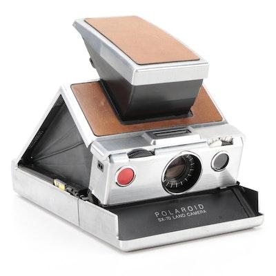 Polaroid SX-70 Instant Camera