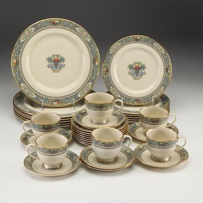 "Lenox ""Autumn"" Presidential Collection Porcelain Dinnerware"