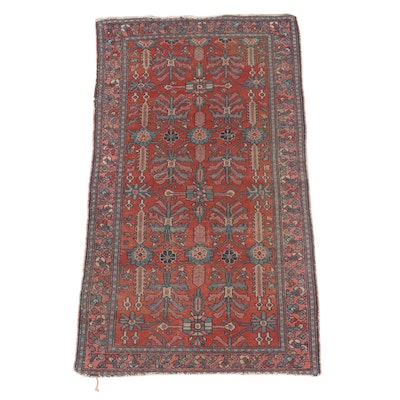 3'5 x 6'3 Hand-Knotted Northwest Persian Area Rug