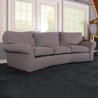"""Arhaus """"Brentwood"""" Rolled-Arm Wedge Sofa"""