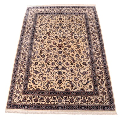 10'3 x 15' Hand-Knotted Persian Tabriz Room Sized Rug