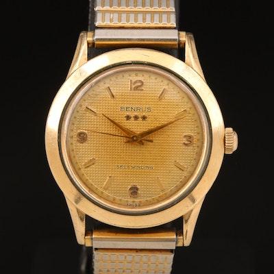 Vintage Benrus Self Winding Wristwatch