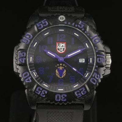 Luminox Purple Heart Wines Wristwatch