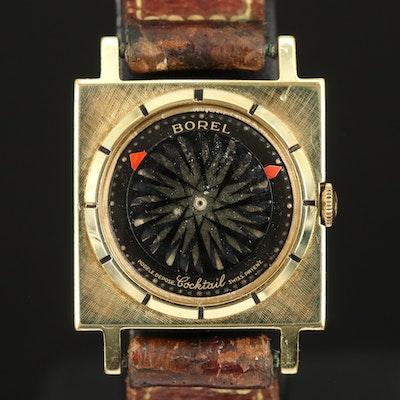 Borel Cocktail Kaleidoscope Wristwatch
