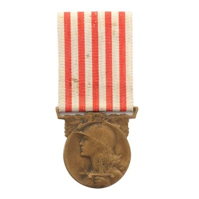 France 1914–1918 Commemorative War Medal
