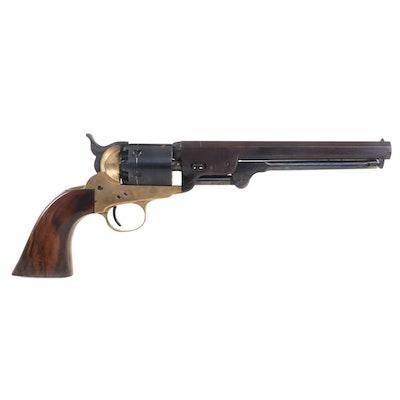 Italian Made Blackpowder Revolver