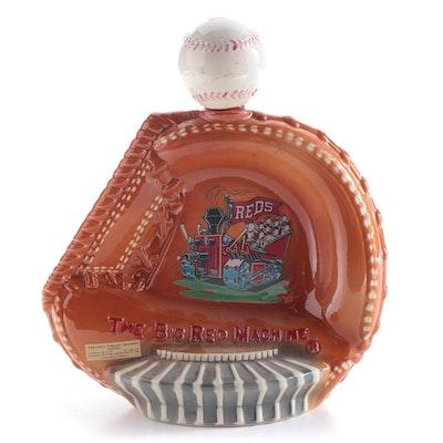 "1973 Hoffman Distilling Company ""Big Red Machine"" Figural Decanter in Box"
