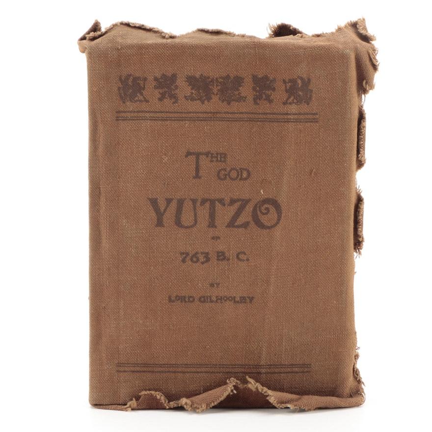 "Third Edition ""The God Yutzo"" by Lord Gilhooley, c. 1896"