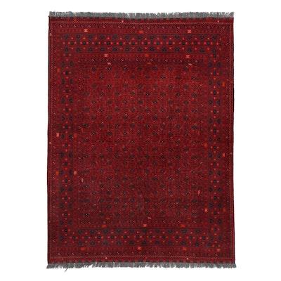 4'11 x 6'9 Hand-Knotted Persian Kolyai Area Rug