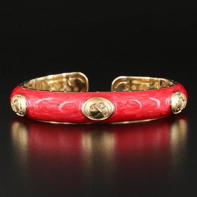 Lauren G. Adams Equestrian Bracelet