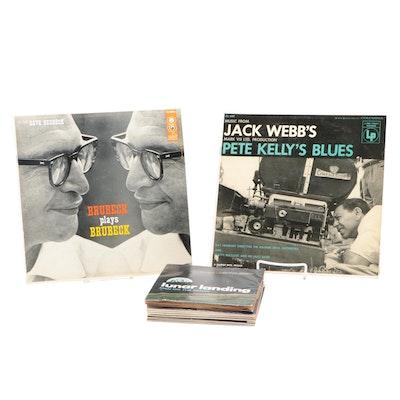 Frank Sinatra, Bill Haley, Dave Brubeck, Other Vinyl LP, 45RPM Records