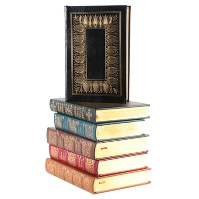 """Easton Press """"A Tale of Two Cities,"""" """"Jane Eyre,"""" """"Little Women,"""" and More"""