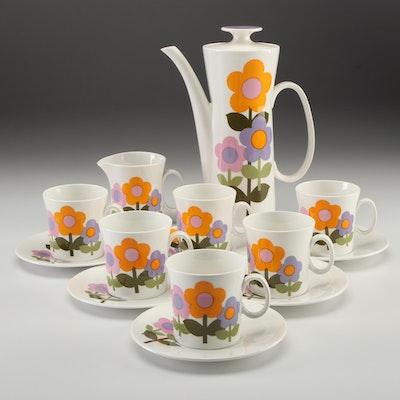 Dolly Days Hostess Tableware Bone China Tea Set, Mid-20th Century