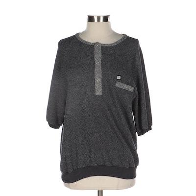 Men's Paco Rabanne Knit Shirt