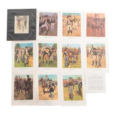 Lithograph & Offset Lithographs After George du Maurier and H. C. McBarron, Jr.