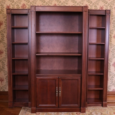 Sligh Furniture Wooden Bookcase