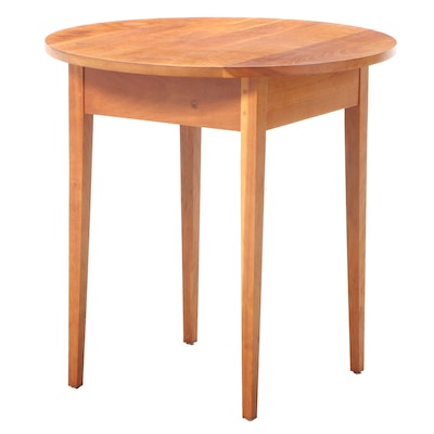 """Harden Furniture """"Natural Transitions"""" Cherrywood Side Table"""