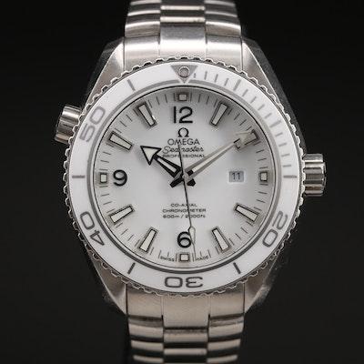 Omega Seamaster Planet Ocean 600M Co- Azial Wristwatch