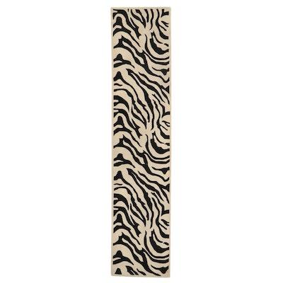 "2'8 x 11'10 Hand-Tufted Surya ""Goa"" Collection Carpet Runner, 2010s"