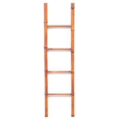 Bamboo Four-Rung Ladder