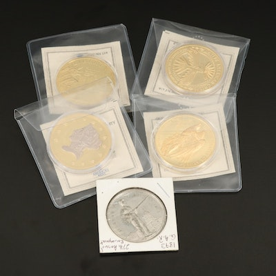 Replica Coins and Tokens