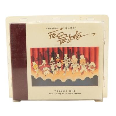 "Limited Edition ""Animation: The Art of Friz Freleng"" Vol. I Box Set, 1994"