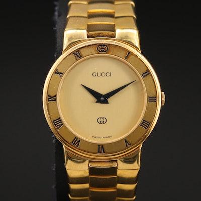Swiss Made Gucci Quartz Wristwatch