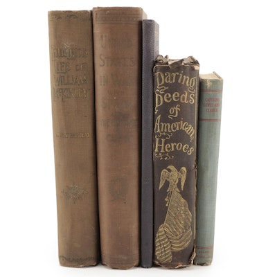 """""""The Illustrious Life of William McKinley"""" and More, Mid 19th to Early 20th C."""