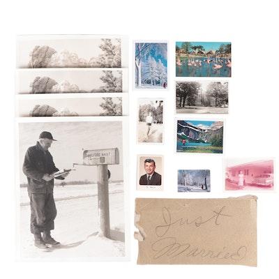 Grant Haist Print Photographs, Postcards and Other Ephemera, Mid-20th Century