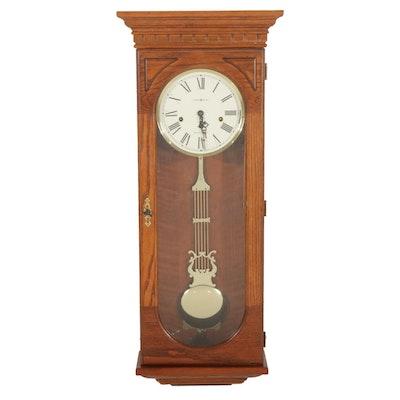 Howard Miller Westmont Key Wound Wall Clock