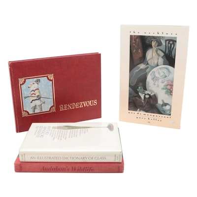 """Signed Limited First Printing """"Rendezvous"""" by Steber et al. and More"""