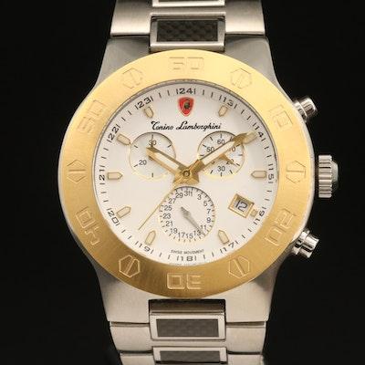 Tonino Lamborghini Quartz Chronograph Wristwatch
