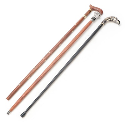 Sword Canes with Walking Stick