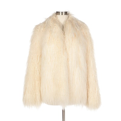 Tibetan Lamb Fur Jacket from Lowenthal's