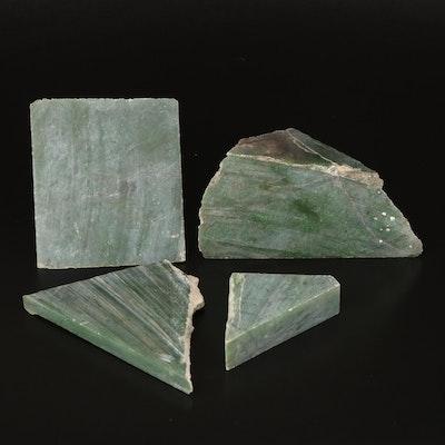 Loose Rough Cut Nephrite