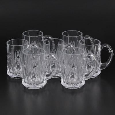 "Marquis by Waterford ""Brookside"" Crystal Beer Glasses"