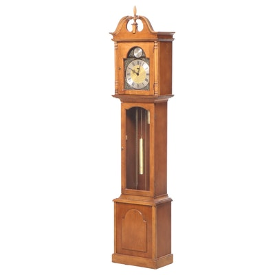 Ridgway Maple Grandmother Clock