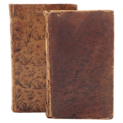 """""""Lettres sur les vrais principes"""" and More, Mid-18th to Early 19th Century"""