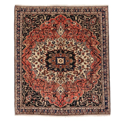 9'8 x 11'4 Hand-Knotted Persian Bakhtiari Room Sized Rug