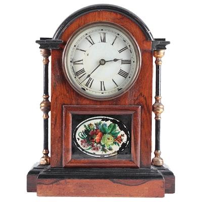 Seth Thomas Eight Day Mantel Clock, Late 19th Century