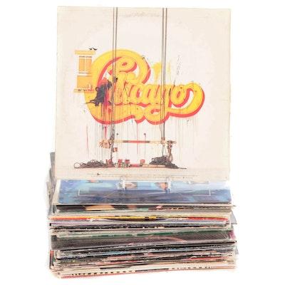 Miles Davis, Steely Dan, Sade, Jeff Lorber, Other Jazz, R&B, Rock LP Records