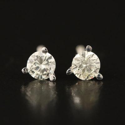 14K 0.46 CTW Diamond Earrings